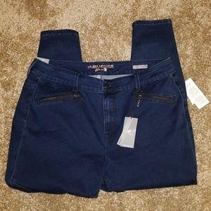 NWT Melissa McCarthy Seven7  Pencil Jeans 20W